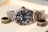 Tudor Pelagos Black Titanium Chronometer 25600TN