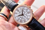 Zenith Captain Chronograph 18k Rose Gold/Diamond 22.2110.400/34.C510