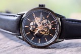 Raymond Weil Freelancer PVD Skeleton Automatic 2715-BKC-20021