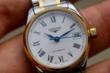 Longines Master Automatic Yellow Gold/Steel L2.128.5.11.7