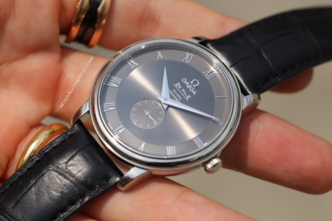 Omega DeVille Prestige Co-Axial Chronometer 4813.40.01