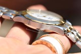 Omega Seamaster 120 Automatic Chronometer 18k Gold/Steel 2301.20