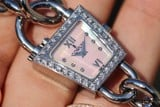 Corum Padlock MOP/Diamonds 137.414.47/K300 PM49