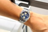 Breitling Chronomat Automatic Chronograph 18k Gold/Steel B13050.1