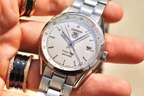 Tag Heuer Carrera Twin Time Automatic WV2116.BA0787