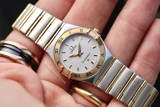 Omega Constellation 18k Gold/Steel 1262.30.00