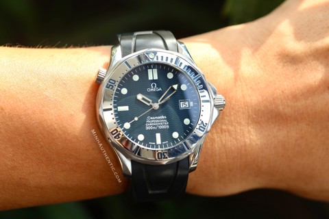 Omega Seamaster Diver 300m Automatic 2532.80