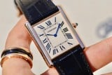Cartier Tank Louis XL 18k Rose Gold 2380 W1560017