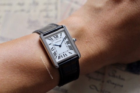 Cartier Tank Solo Large WSTA0028