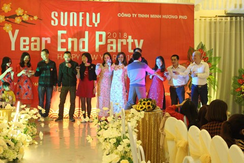Gala Dinner & Year and Party