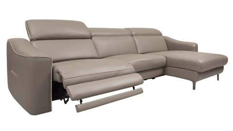 Sofa góc bed L S416