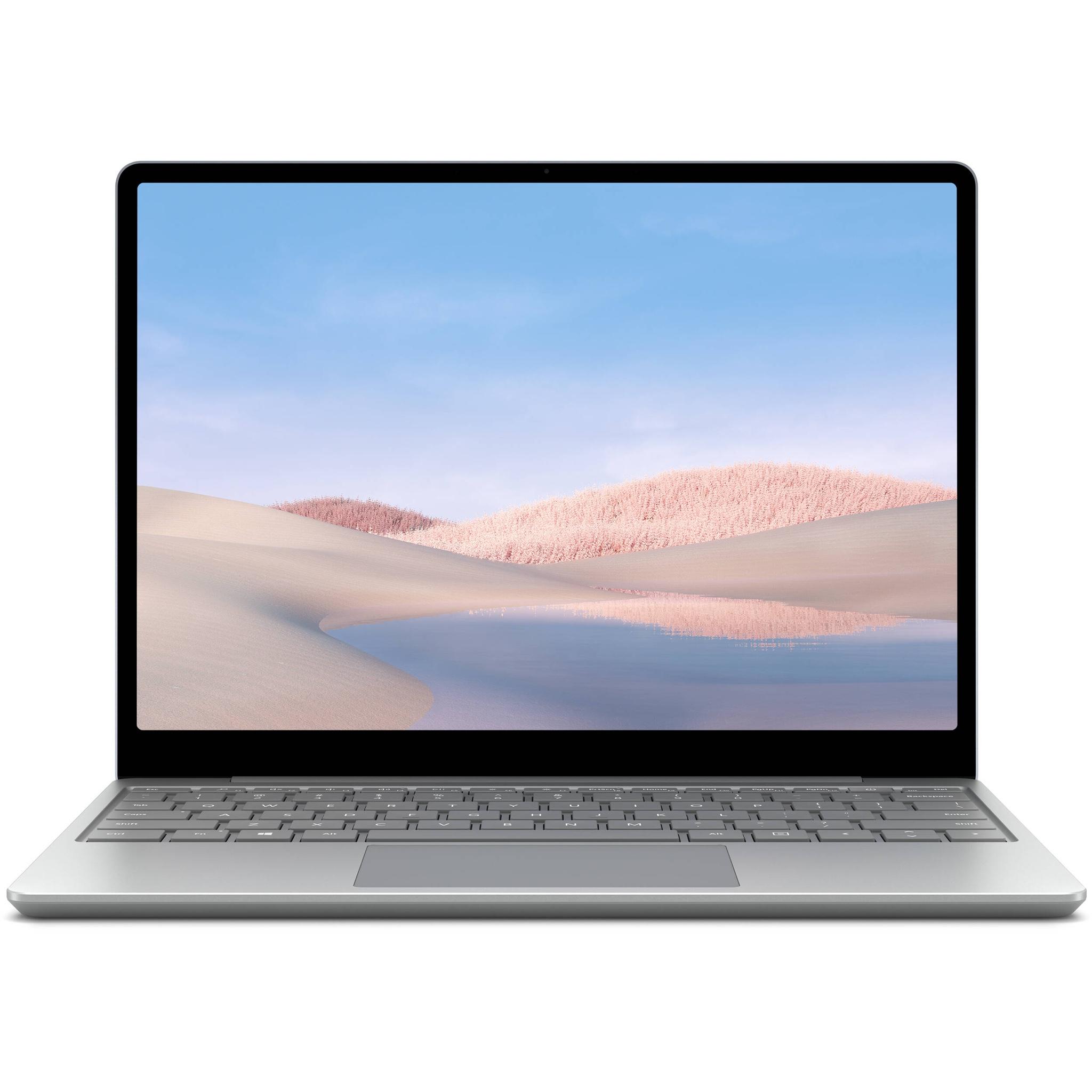 Surface Laptop Go - Core i5 10th 8GB 128GB - 12.4-inch (Platinum)