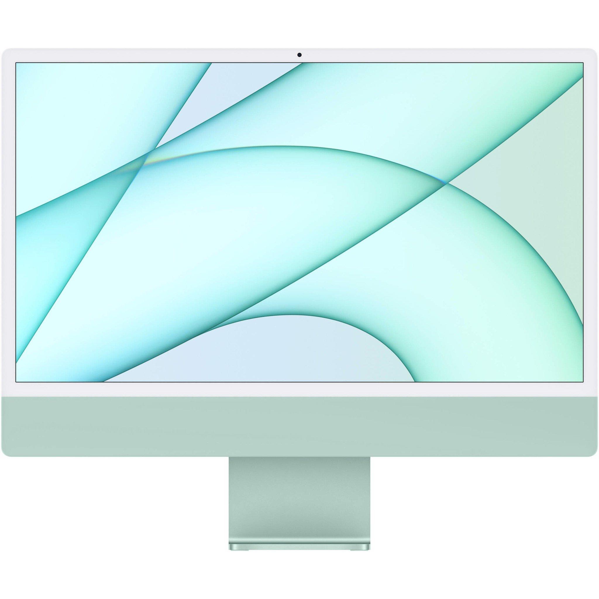 iMac Mid 2021 24-inch with 4.5K Display M1 8 CPU 7 GPU 256GB