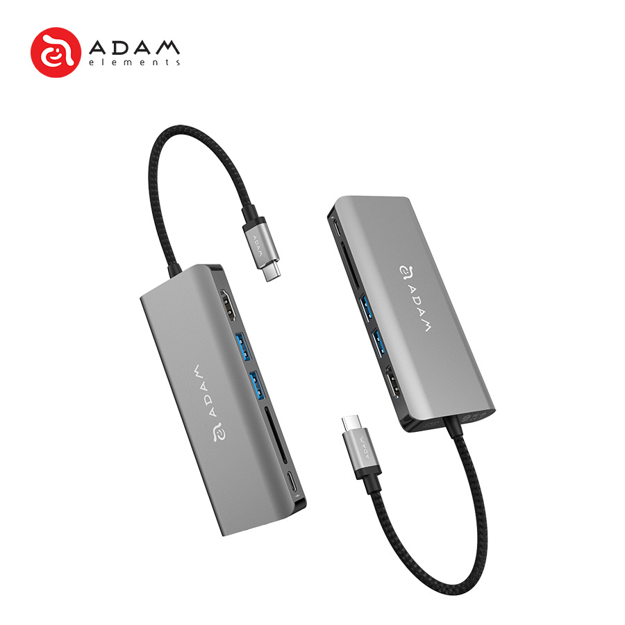 ADAM ELEMENTS CASA USB-C 6IN1 PD 100W