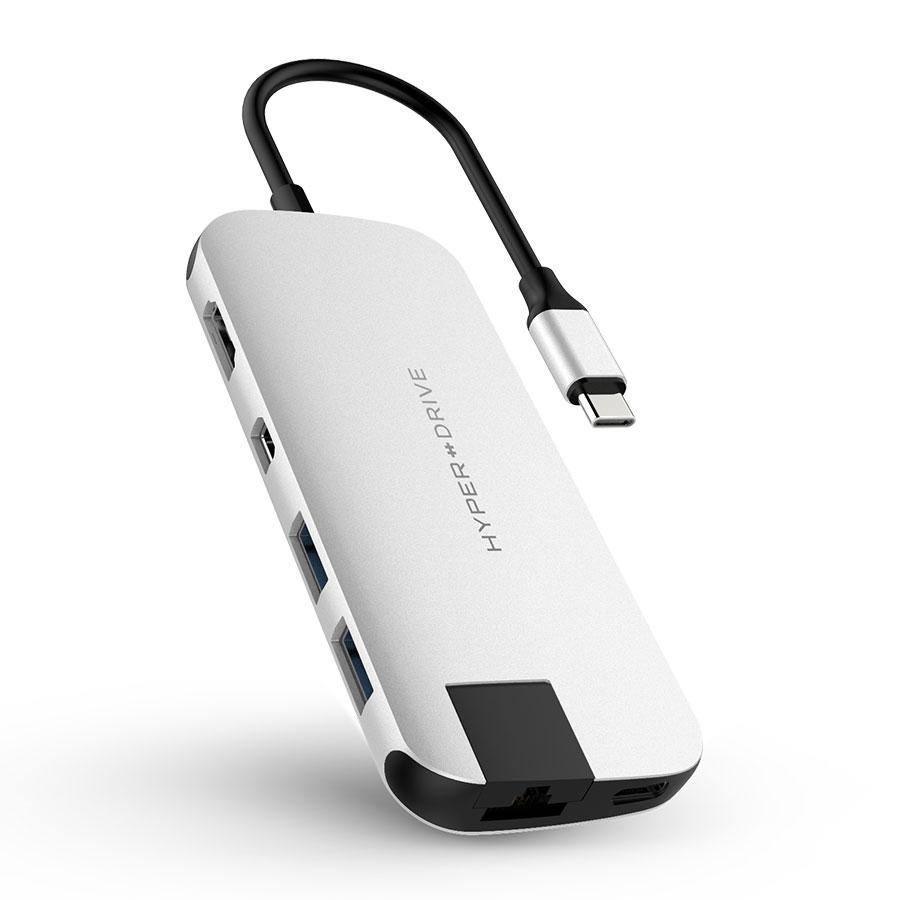 HyperDrive Slim 8-in-1