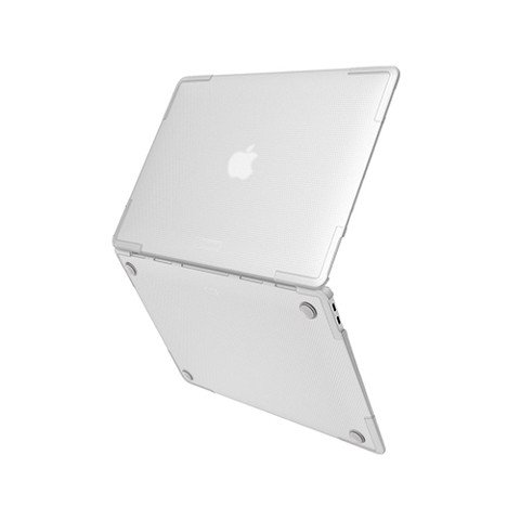 ỐP CAO CẤP TOMTOC (USA) HARDSHELL SLIM FOR MACBOOK AIR 2018 – 2020 TRANSPARENT (B03-C01T)