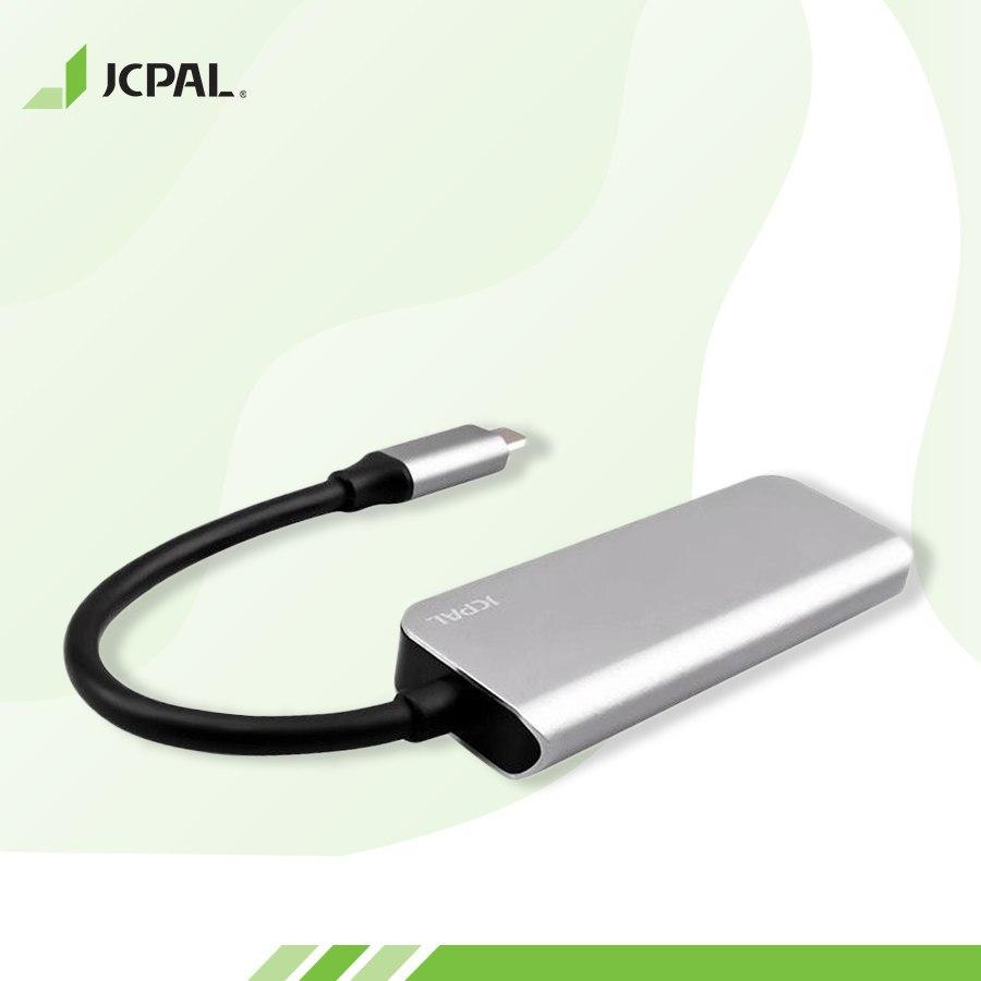 JCPAL LINX USB-C TO HDMI FT CHARGING 4IN1