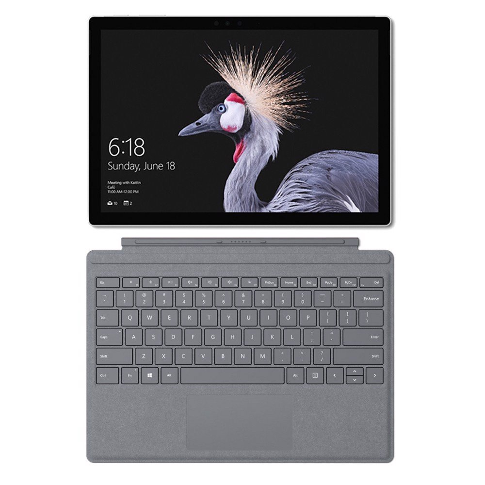 Surface Pro - i7/ 8GB/ 256GB with Type Cover