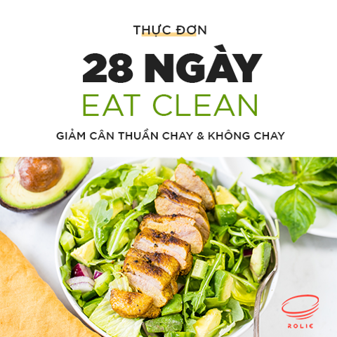 EAT CLEAN 28 NGÀY