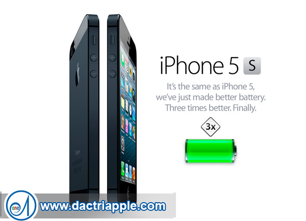 Thay pin iPhone 5S quận 3