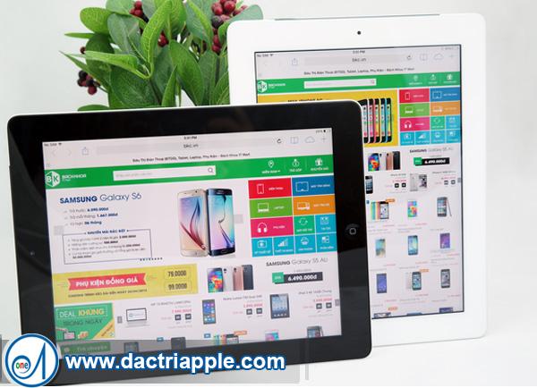 Thay pin iPad 3 quận Gò Vấp