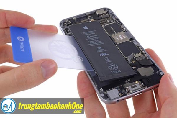 Thay pin iPhone 6S Plus quận 12 giá rẻ tp.hcm
