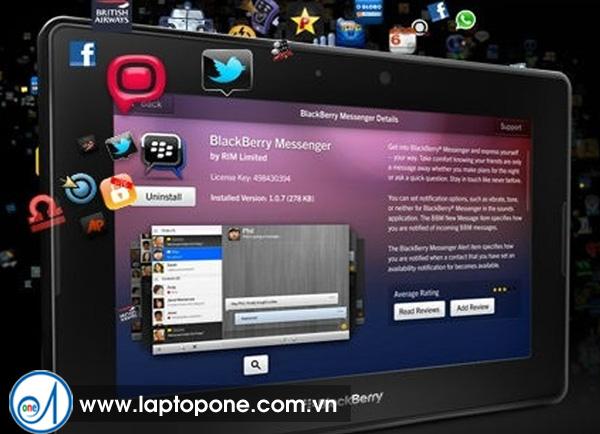 Thay mặt kính máy tính bảng Blackberry Z10