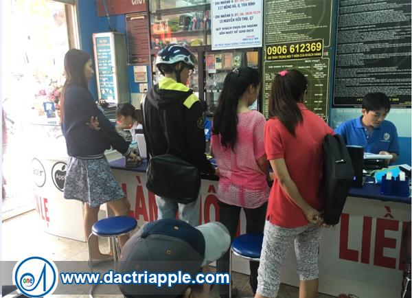 Thay pin iPhone 7 Plus quận Phú Nhuận