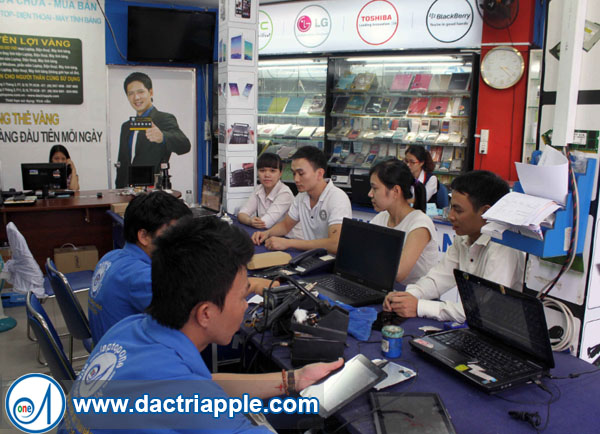 Trung tâm bảo hành iPhone 6S chuyên nghiệp