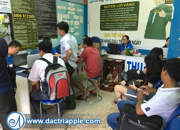Thay pin iPad mini 4 quận Tân Bình