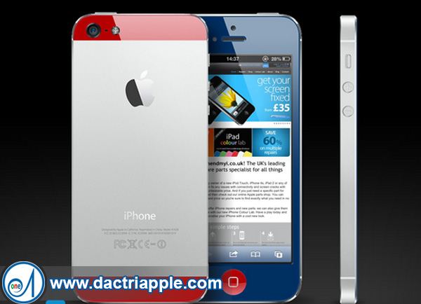 Thay pin iPhone 5 quận 5