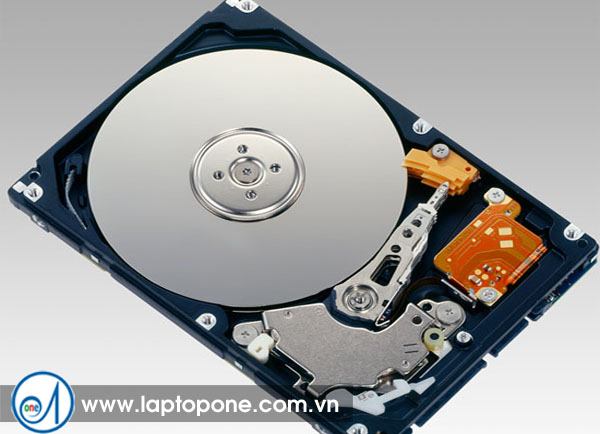 Thay ổ cứng laptop Asus giá rẻ