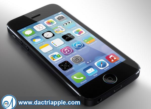 Thay pin iPhone 5s quận Tân Phú