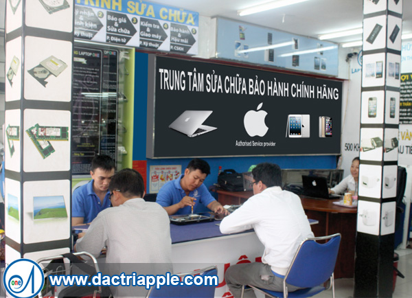 Thay pin iPhone 7 Plus quận 9