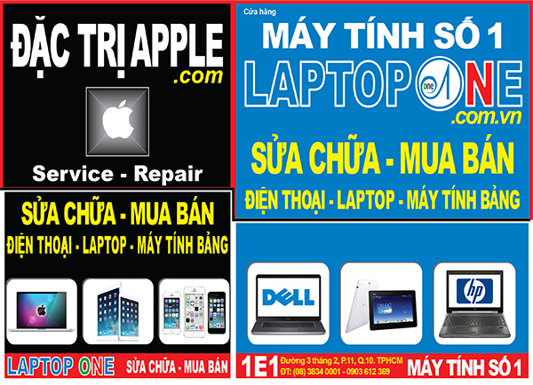 Trung Tâm Sửa Chữa Macbook Tphcm