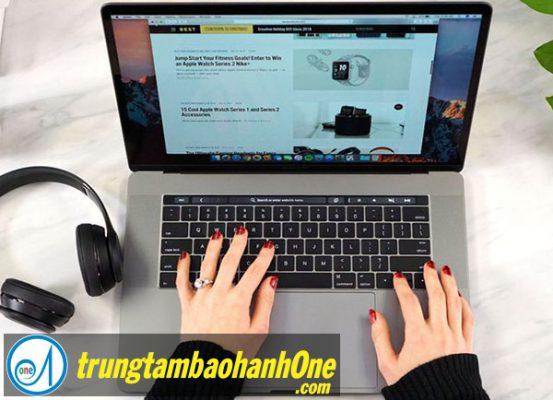 Sửa macbook Thủ Đức