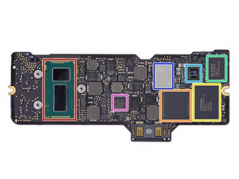 Bảng giá Mainboard Macbook Air