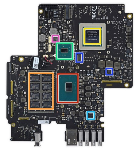 Mainboard Microsoft Surface 2 128Gb