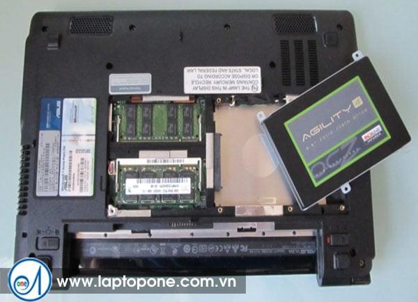 Thay ổ cứng laptop Asus quận 1