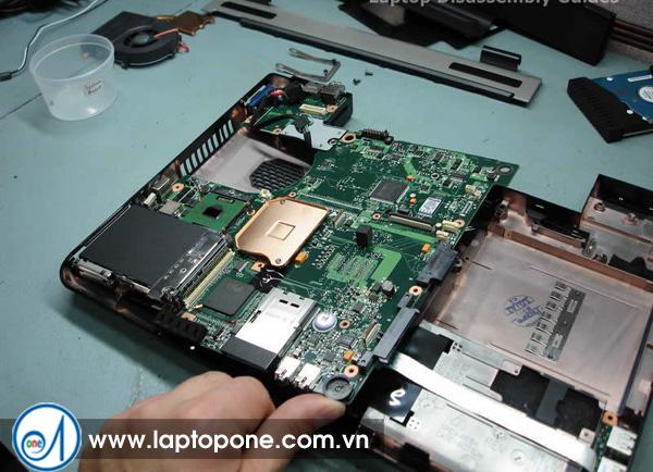 Sửa laptop dell uy tín nhất TpHCM
