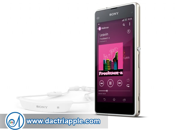 Thay cảm ứng sony Xperia Z3 Compact tphcm