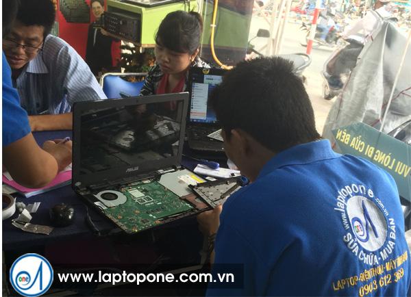 Thay ổ cứng laptop Gateway LT22 LT2203 quận Tân Phú