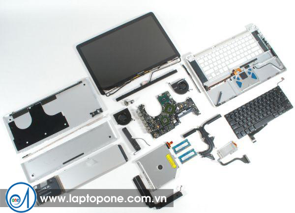 Thay linh kiện laptop giá rẻ lấy liền