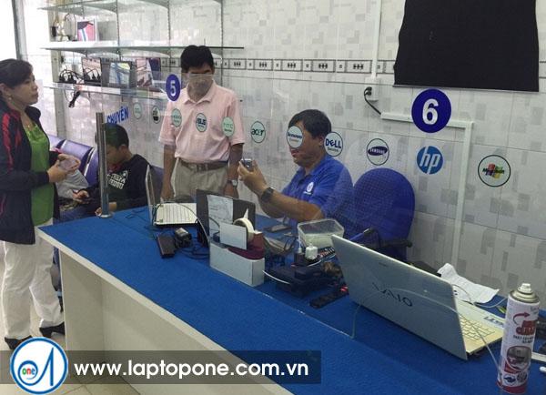 Thay màn hình laptop Lenovo IDEAPAD P585 tphcm
