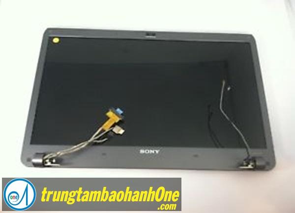 Thay màn hình Laptop SONY VAIO VPC F223FX Bị Bầm Lỏm Chỏm