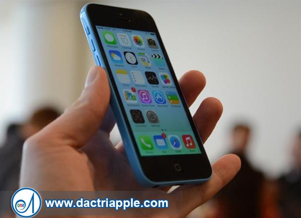 Thay nút nguồn iPhone 5c