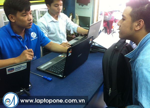 Thay ổ cứng laptop Acer 4220 3683 quận 9