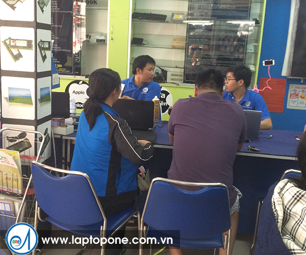 Thay ổ cứng laptop Acer