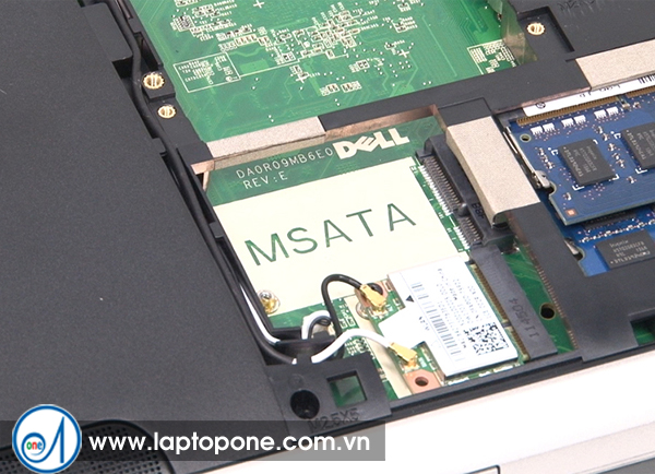 Thay ổ cứng laptop Dell 1535 1525 1310n quận 1
