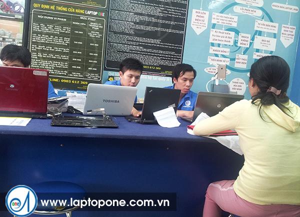 Thay ổ cứng laptop Gateway P7807u P7809u quận 4
